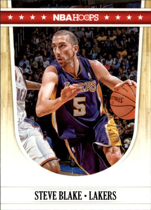 2011-12 Hoops #97 Steve Blake