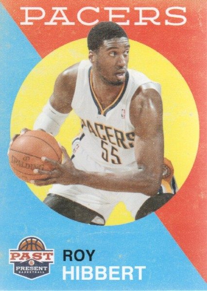 2011-12 Panini Past and Present #128 Roy Hibbert