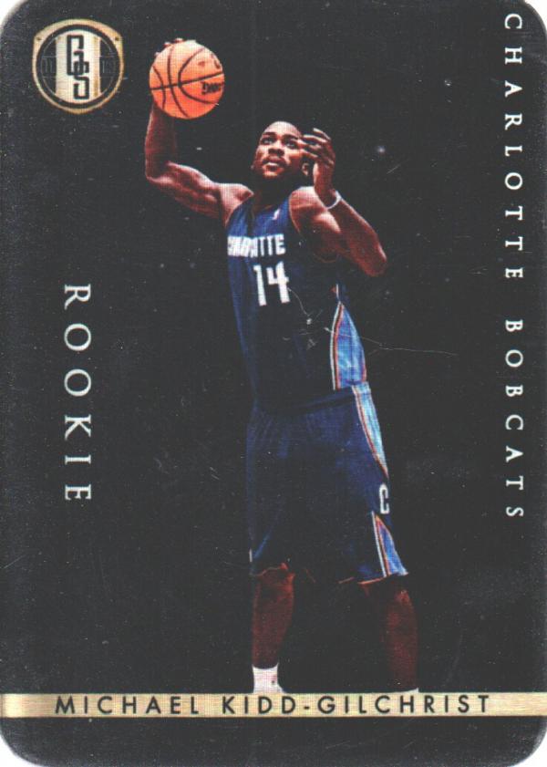 2011-12 Panini Gold Standard 2012 Draft Pick Redemptions #XRC2 Michael Kidd-Gilchrist