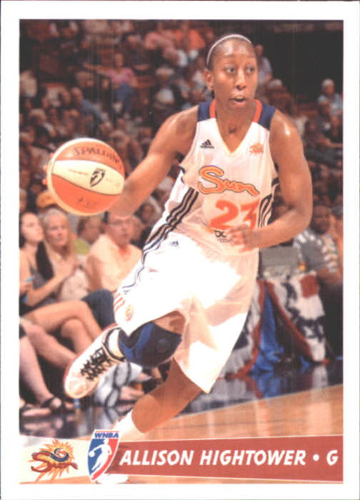 2012 WNBA #17 Allison Hightower RC