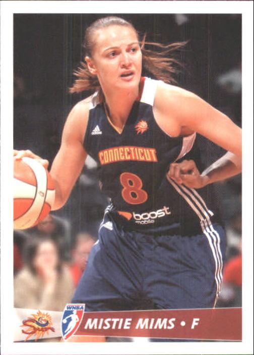2012 WNBA #22 Mistie Mims RC