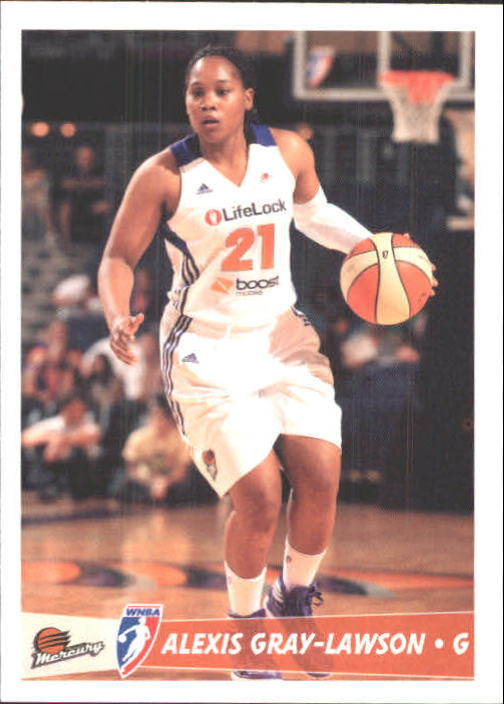 2012 WNBA #58 Alexis Gray-Lawson RC