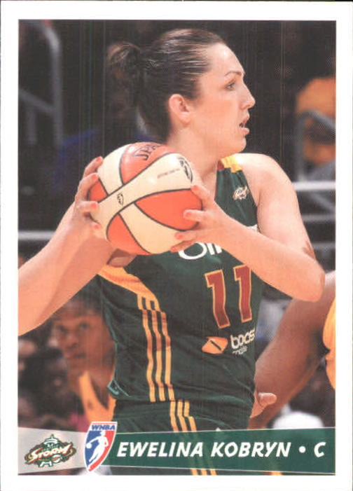 2012 WNBA #75 Ewelina Kobryn RC