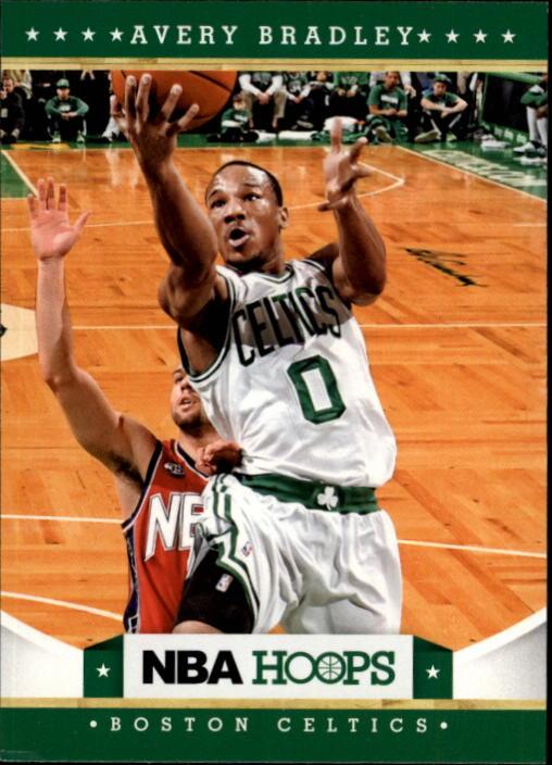 2012-13 Hoops #1 Avery Bradley