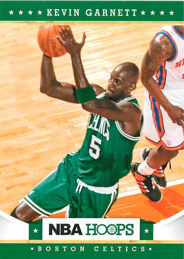 2012-13 Hoops #3 Kevin Garnett