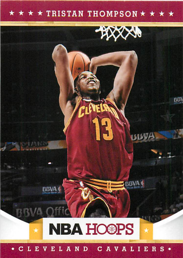 2012-13 Hoops #226 Tristan Thompson RC