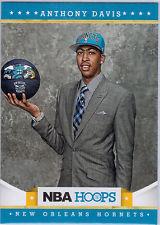 2012-13 Hoops #275 Anthony Davis RC