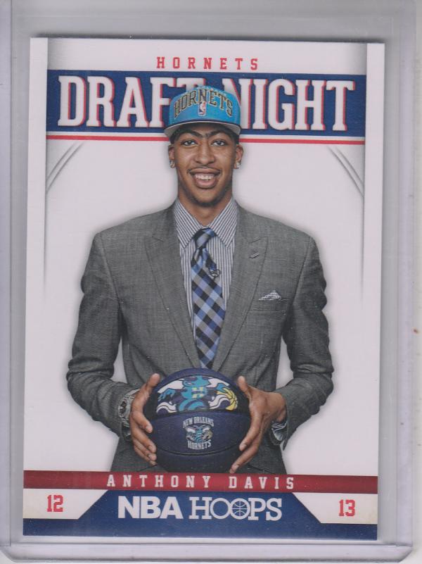 2012-13 Hoops Draft Night #1 Anthony Davis