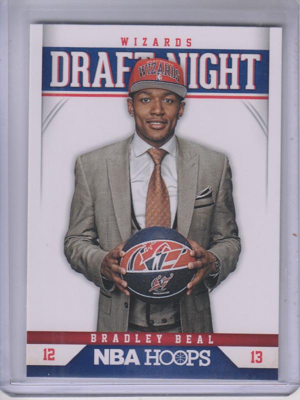 2012-13 Hoops Draft Night #3 Bradley Beal