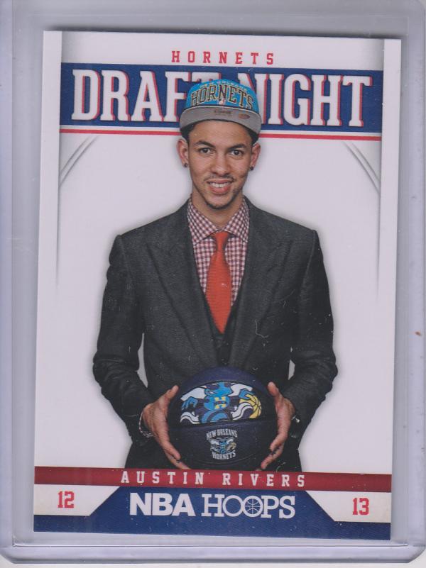 2012-13 Hoops Draft Night #10 Austin Rivers