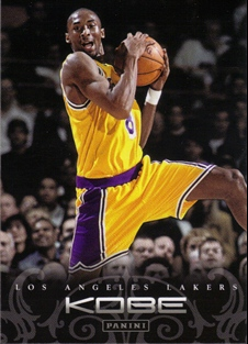 2012-13 Panini Kobe Anthology #5 Kobe Bryant