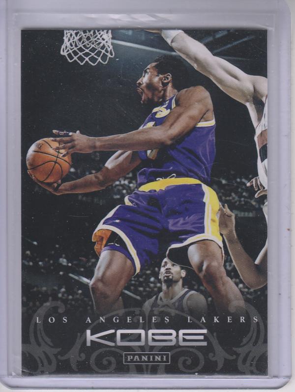 2012-13 Panini Kobe Anthology #10 Kobe Bryant
