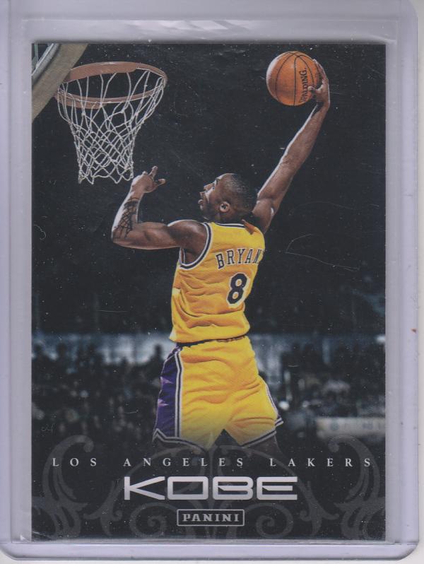 2012-13 Panini Kobe Anthology #14 Kobe Bryant