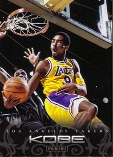 2012-13 Panini Kobe Anthology #16 Kobe Bryant
