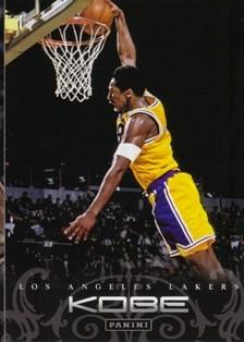2012-13 Panini Kobe Anthology #18 Kobe Bryant