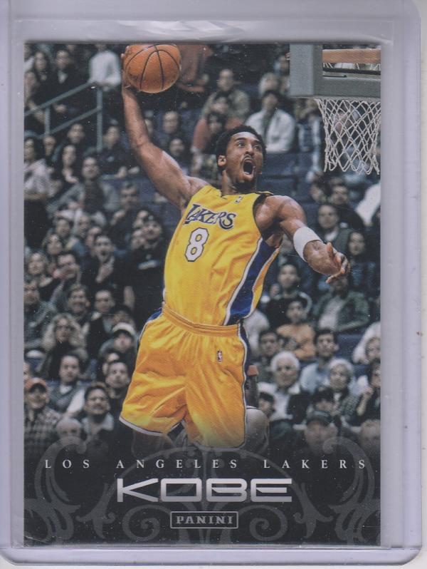 2012-13 Panini Kobe Anthology #19 Kobe Bryant