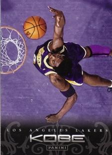 2012-13 Panini Kobe Anthology #20 Kobe Bryant