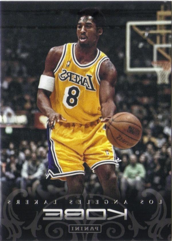 2012-13 Panini Kobe Anthology #22 Kobe Bryant