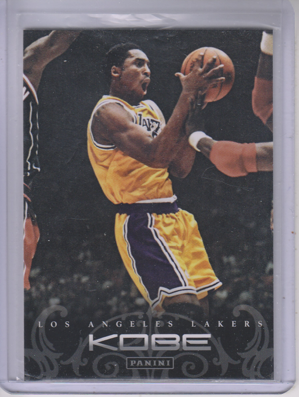 2012-13 Panini Kobe Anthology #23 Kobe Bryant