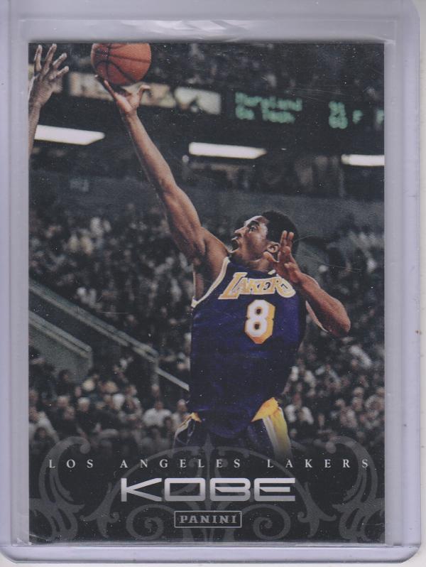 2012-13 Panini Kobe Anthology #24 Kobe Bryant