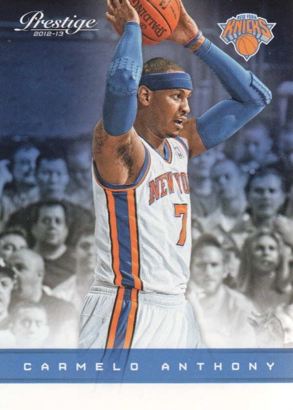 2012-13 Prestige #6 Carmelo Anthony