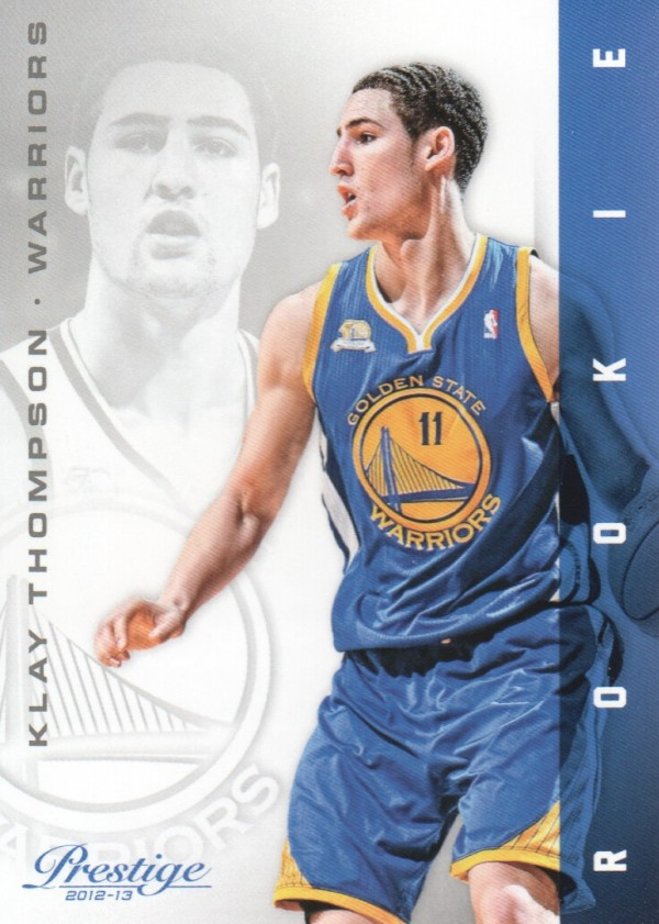 2012-13 Prestige #155 Klay Thompson RC