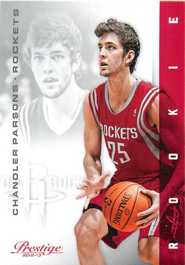 2012-13 Prestige #160 Chandler Parsons RC