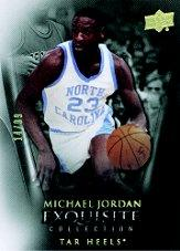 2011-12 Exquisite Collection #1 Michael Jordan