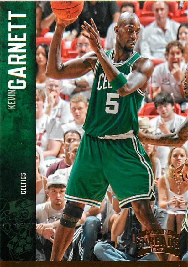 2012-13 Panini Threads #9 Kevin Garnett