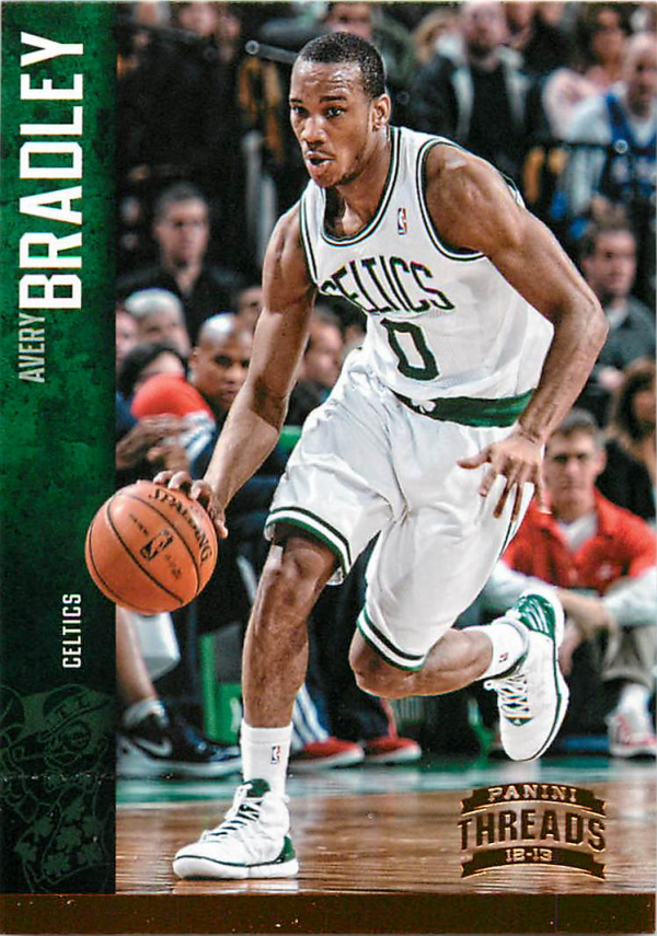 2012-13 Panini Threads #10 Avery Bradley