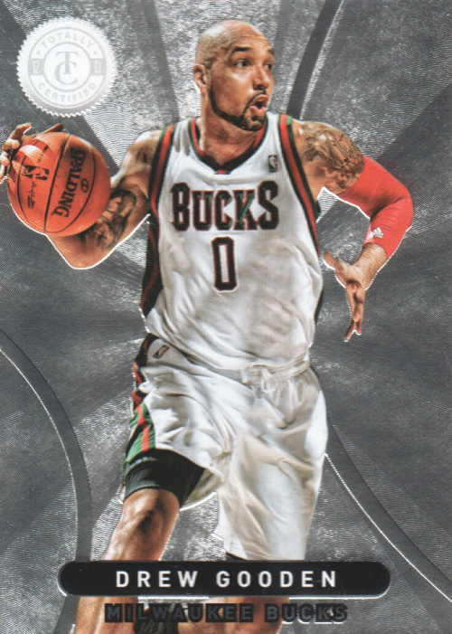 2012-13 Totally Certified #3 Drew Gooden
