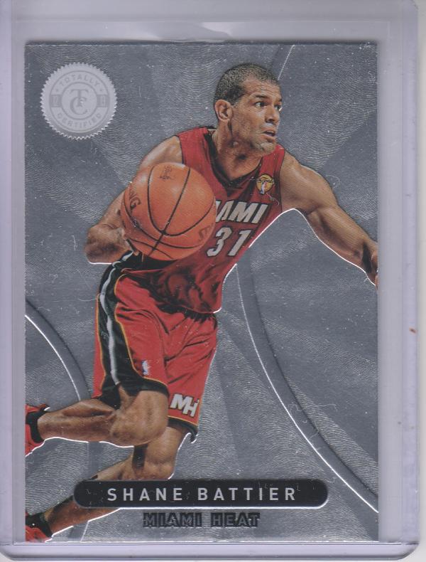 2012-13 Totally Certified #15 Shane Battier