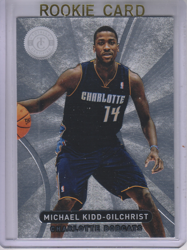 2012-13 Totally Certified #16 Michael Kidd-Gilchrist RC
