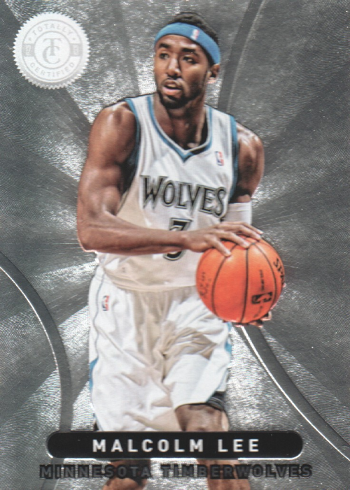 2012-13 Totally Certified #50 Malcolm Lee RC