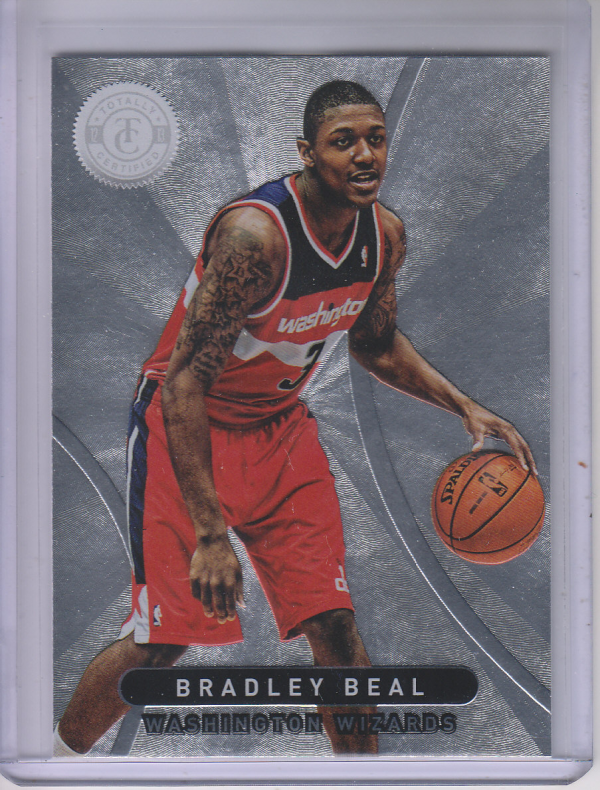 2012-13 Totally Certified #59 Bradley Beal RC