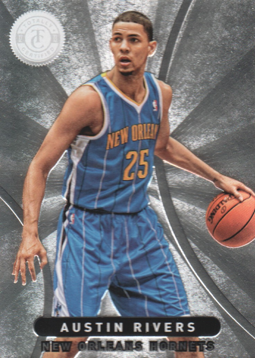 2012-13 Totally Certified #94 Austin Rivers RC