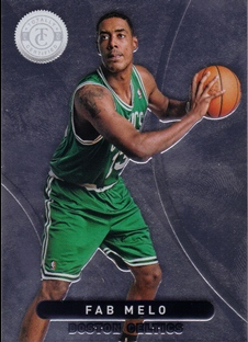 2012-13 Totally Certified #272 Fab Melo RC
