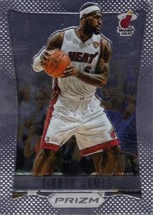 2012-13 Panini Prizm #1 LeBron James
