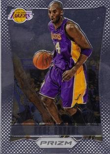 2012-13 Panini Prizm #24 Kobe Bryant