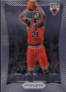 2012-13 Panini Prizm #205 Jimmy Butler RC