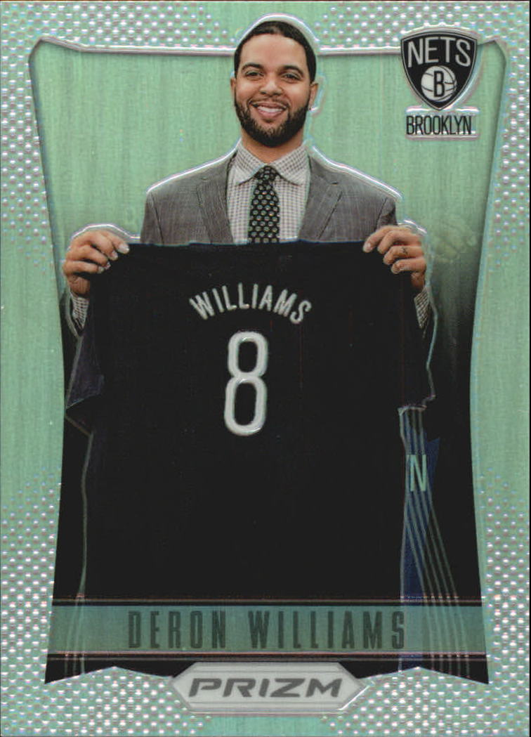2012-13 Panini Prizm Prizms #7 Deron Williams