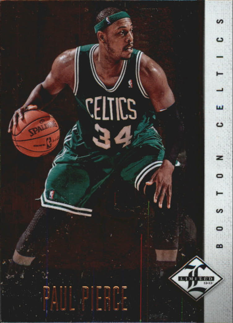 2012-13 Limited #1 Paul Pierce
