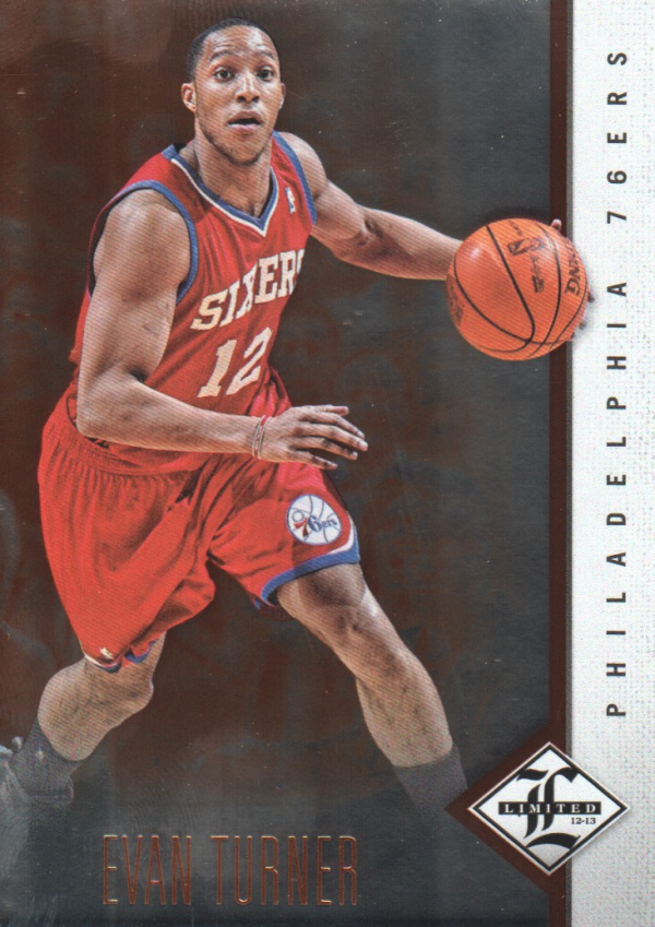 2012-13 Limited #20 Evan Turner