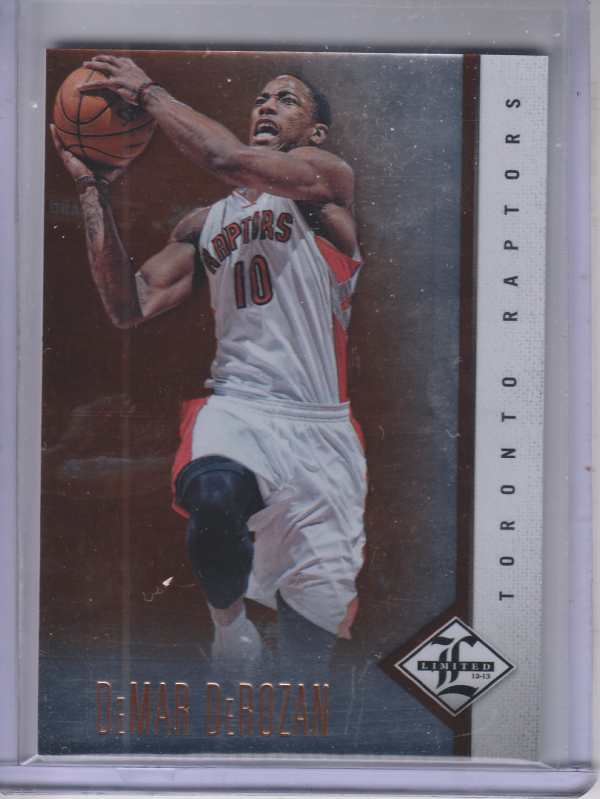 2012-13 Limited #24 DeMar DeRozan