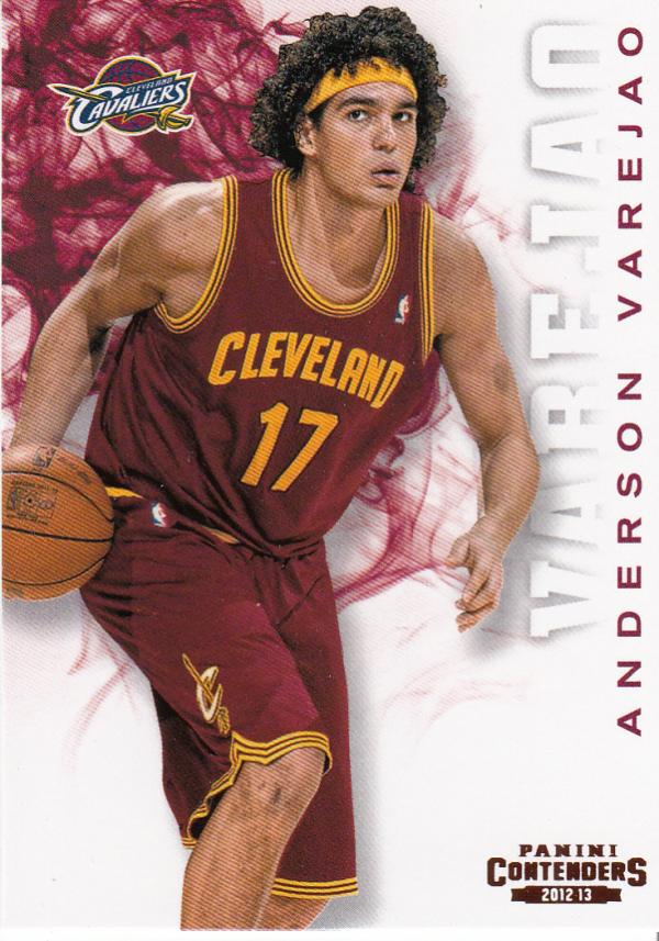 2012-13 Panini Contenders #6 Anderson Varejao