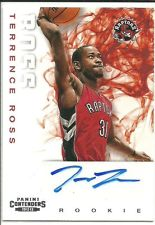 2012-13 Panini Contenders #207 Terrence Ross AU RC
