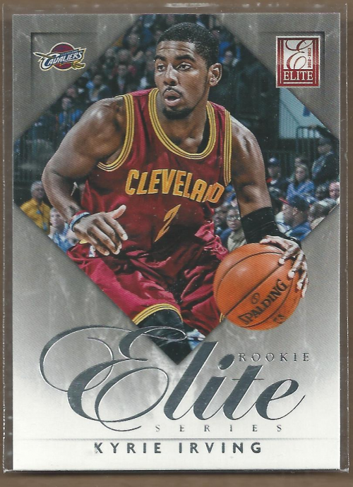 2012-13 Elite Rookie Elite Series #1 Kyrie Irving