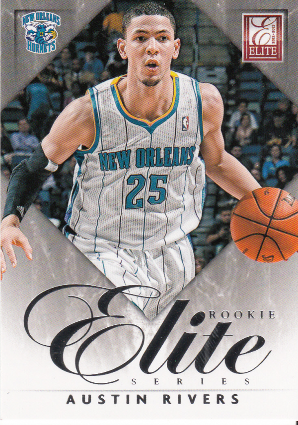 2012-13 Elite Rookie Elite Series #15 Austin Rivers