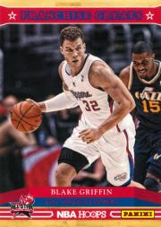 2013 Hoops Franchise Greats All-Star Game #2 Blake Griffin