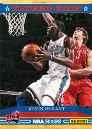 2013 Hoops Franchise Greats All-Star Game #3 Kevin Durant